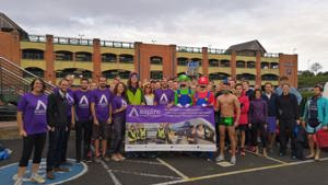 Newcore Kayak Marathon raises over £30,000 for Aspire